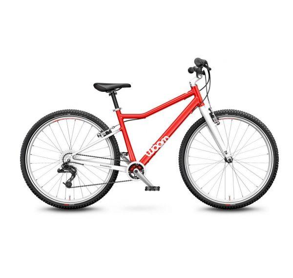 Rower Woom 6 czerwony